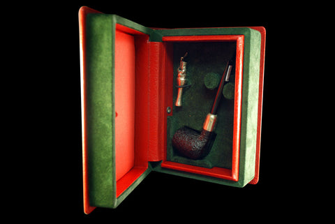 Dunhill Christmas - A Christmas Carol - The Ghost of Christmas present 2009 - 162 of 300 - Limited Edition - Shell Briar