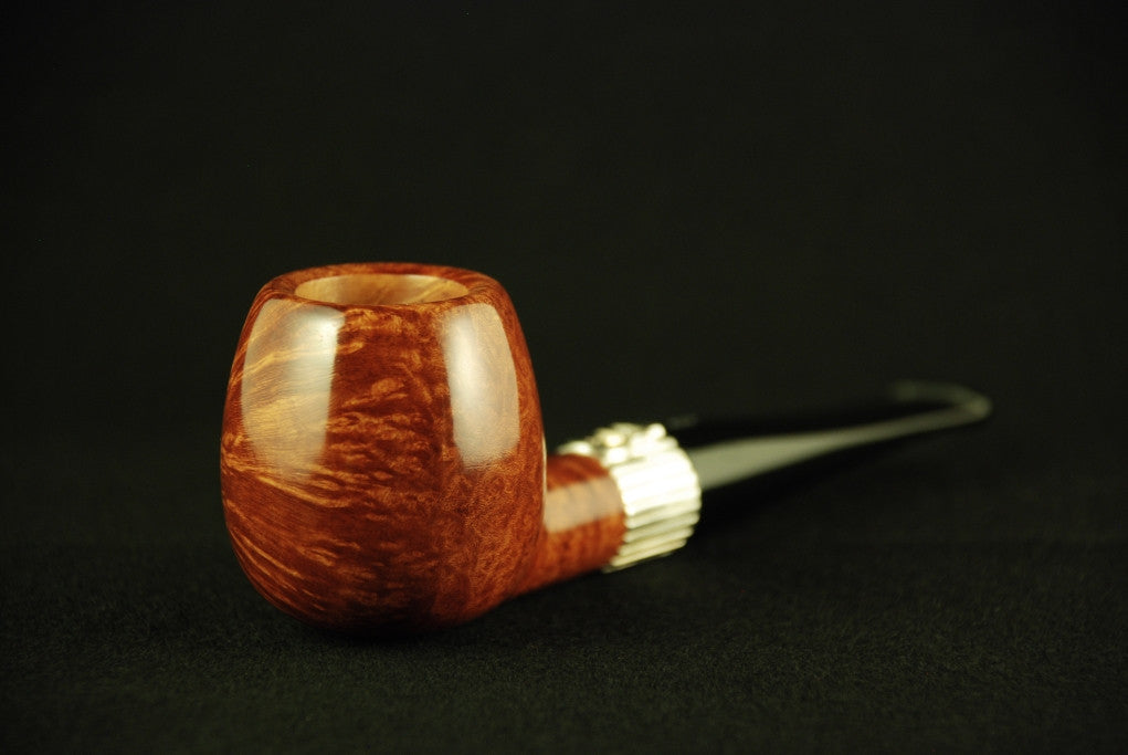 Savinelli Collection Christmas pipe 2015 24/66 Smooth - Limited Edition