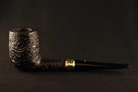 Dunhill Centenary Pipe 1893-1993 188 of 350 Limited Edition Billiard Shell 6 Commemorative Band Estate