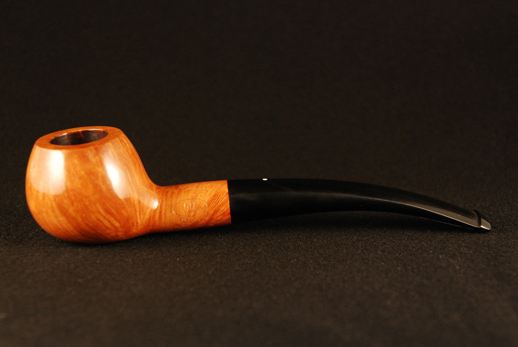 Dunhill Root Briar Straight Grain 2 Stars - Prince