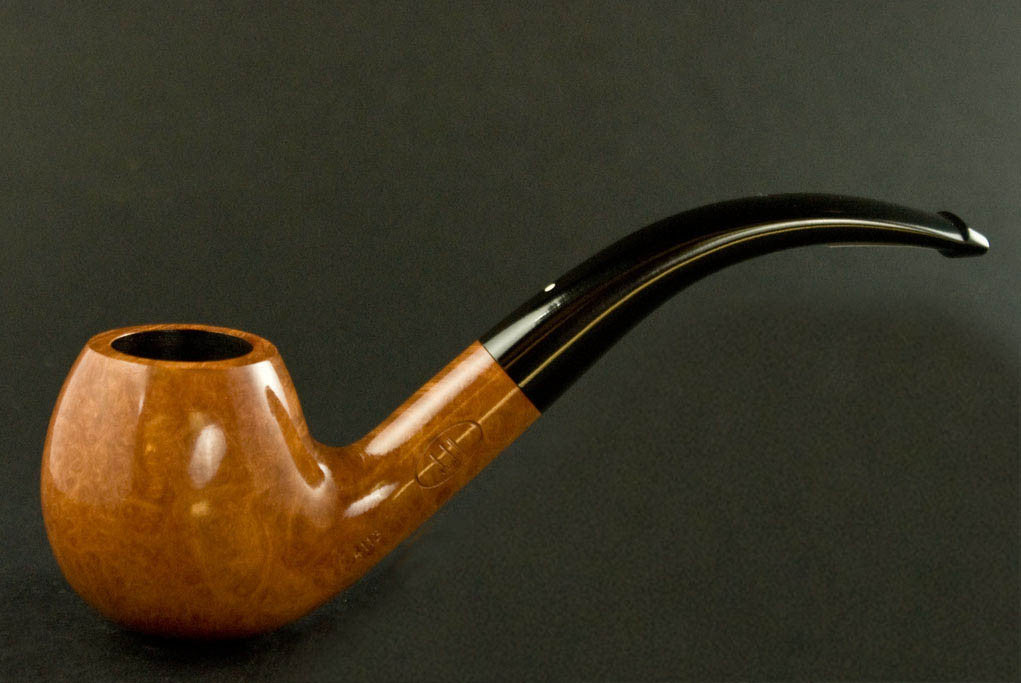 Dunhill Root Briar Bent Apple 4113