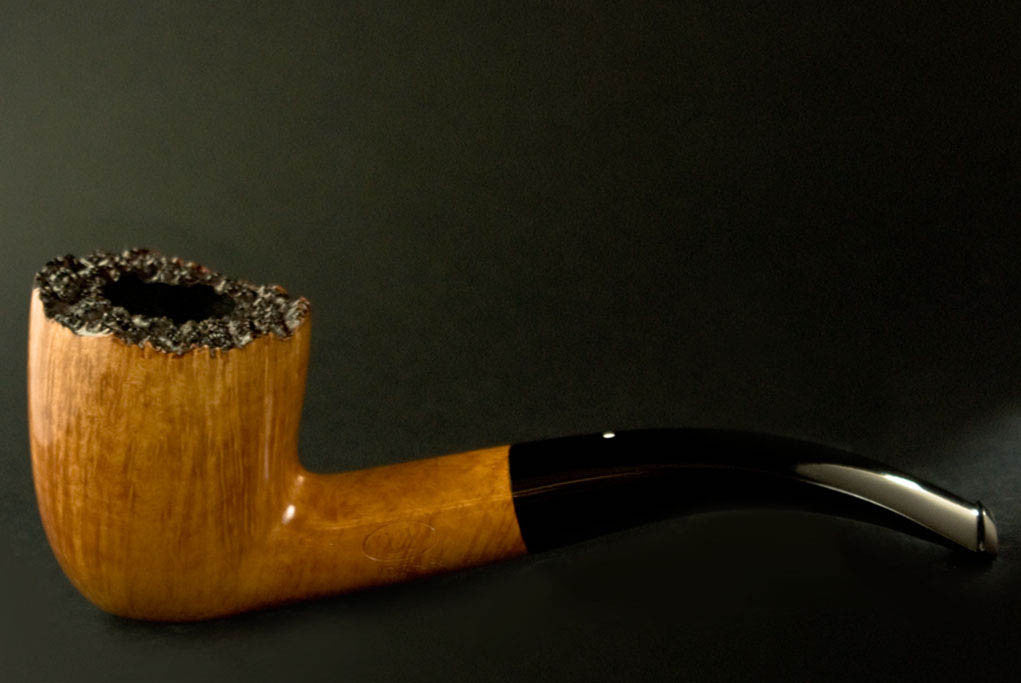 Dunhill Root Briar Straight Grain DR 2 Stars