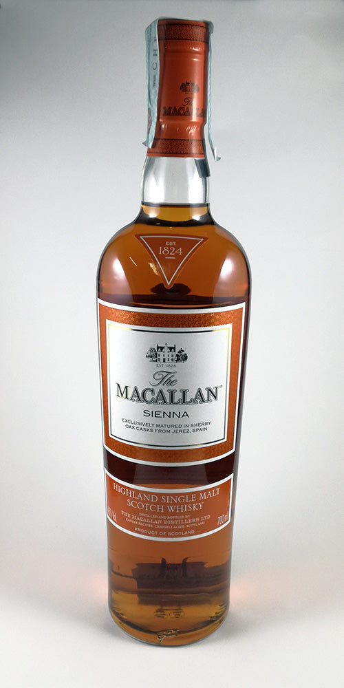 The Macallan Fine Oak Sienna