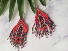 Load image into Gallery viewer, Colorful Chandelier Earrings