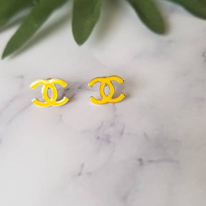C Earrings