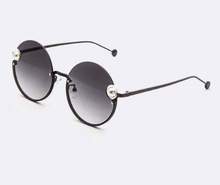 Load image into Gallery viewer, Single Pearl Accent Sunglasses