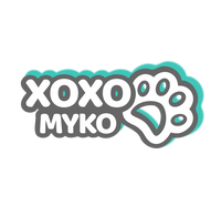 XOXO Myko pet accessories - bandanas, bowties, scrunchies, hair wraps for dogs cats and pets