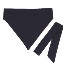 Load image into Gallery viewer, Clueless Navy Tweed Bandana