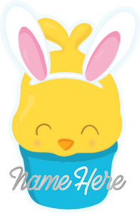 Bunny Chick Easter Add-On