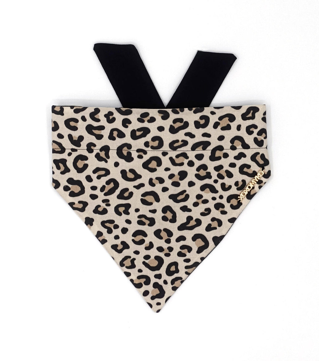 Charming Cheetah Bandana