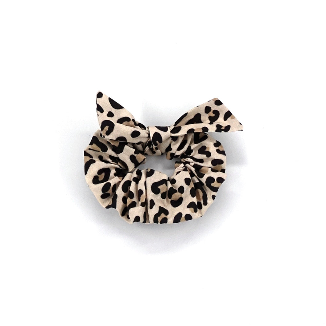 Charming Cheetah Scrunchie