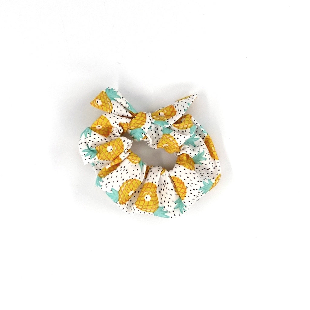Fineapple Donut Scrunchie