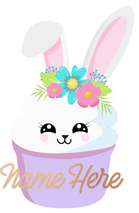 Pretty Bunny Easter Add-On