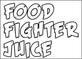 Food Fighter Juice E Liquids