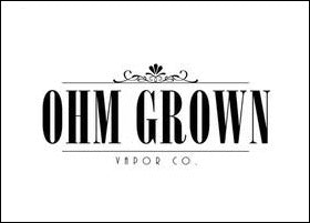 Ohm Grown Vapor Co ejuice