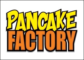 Pancake Factory E Liquids 50ml £6.99