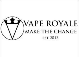 Vape Royale e Liquids 50ml £10.99