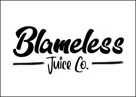 Blameless Juice Co E liquids £10.99