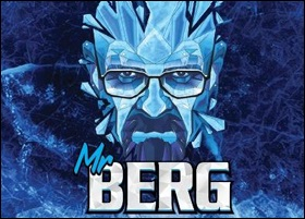 Mr Berg E liquids 100ml £8.99