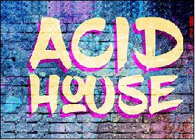 Acid House E Liquids 50ml £5.99