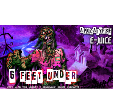 Apocalypse 6 Feet Under E-Juice Vape
