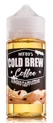 Almond Cappuccion E Liquid by Nitro's Cold Brew Coffee