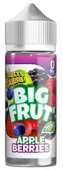 Apple Berries E Liquid By Big Frut