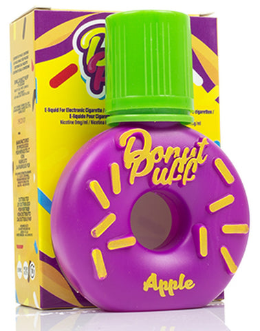 Apple E Liquid by Donut Puff