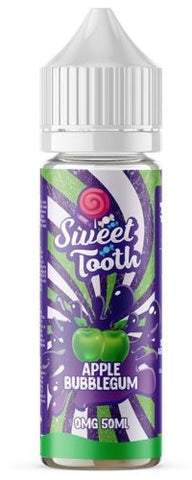 Apple Bubblegum E Liquid by Sweet Tooth