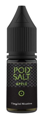Apple Salt E Liquid by Pod Salt
