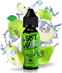 Apple & Pear on Ice E Liquid by Just Juice