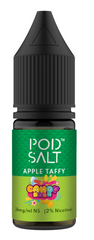 Apple Taffy Nicotine Salt E Liquid by Pod Salt