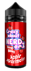 Apple Watermelon E Liquid by Crazy about Nerdeez