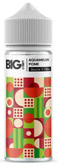 Aquamelon Pome E Liquid By Big Tasty