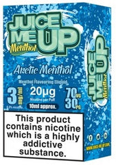 Arctic Menthol E Liquid by Juice Me Up