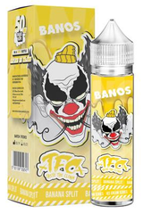 Banana Split Ice Cream Series E Liquid by The Fog Clown