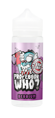 Berrium E Liquid by Professor Who