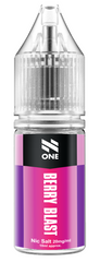 Berry Blast Nic Salt E Liquid By N One