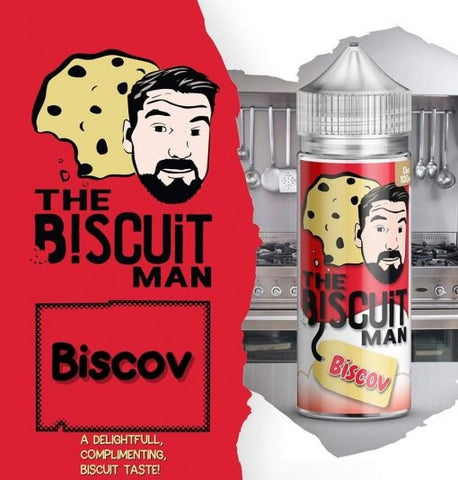 Biscov E Liquid by The Biscuit Man