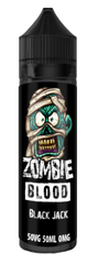 Black Jack E Liquid by Zombie Blood