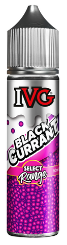 Blackcurrant E Liquid by IVG
