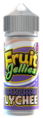 Blackcurrant Lychee E Liquid by Fruit Jellies