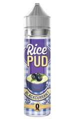 Blackcurrant Rice Pudding E Liquid by Rice Pud