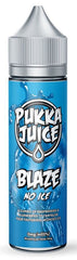 Blaze No Ice E Liquid by Pukka Juice