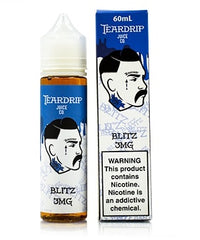 Blitz E Liquid by Teardrip Juice Co.