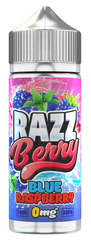 Blue Raspberry E Liquid by Razz Berry