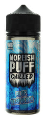 Blue Raspberry Chilled E Liquid By Moreish Puff