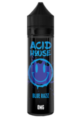 Blue Razz E Liquid by Acid House E Liquids