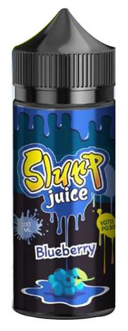 Blueberry E Liquids by Slurp Juice