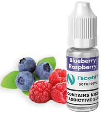 Blueberry Raspberry E Liquid by Nicohit